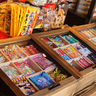 Rice and Candy Store - Kagata Rice Shop